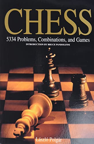 9781579125547: Chess: 5334 Problems, Combinations and Games
