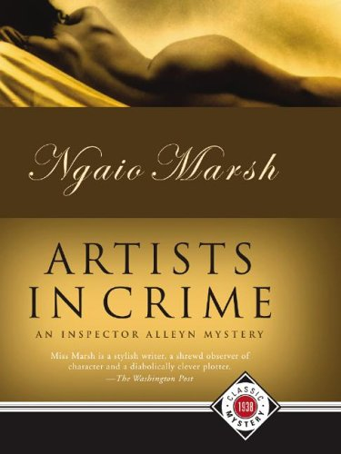 9781579125783: Artists in Crime