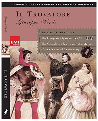 9781579126193: Il Trovatore (Black Dog Opera Library)