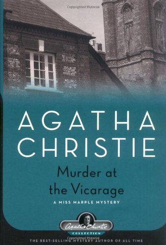 9781579126254: The Murder at the Vicarage (Miss Marple Mysteries (Hardcover))