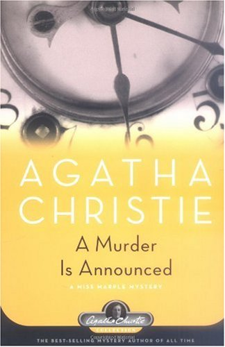 9781579126292: A Murder Is Announced (Miss Marple Mysteries (Hardcover))