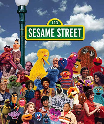 9781579126384: Sesame Street: A Celebration of 40 Years of Life on the Street