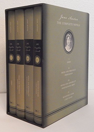 Jane Austen: The Complete Novels: Jane Austen