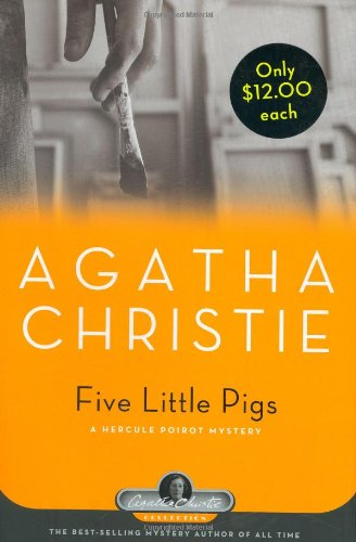 9781579127343: Five Little Pigs: A Hercule Poirot Mystery (Agatha Christie Collection)