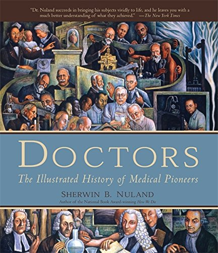 9781579127787: Doctors: The Illustrated History of Medical Pioneers