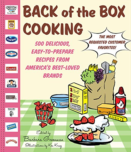 9781579127800: Back of the Box Cooking: 500 Delicious, Easy-to-Prepare Recipes from America's Best-Loved Brands