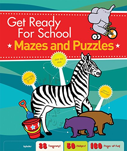 Mazes and Puzzles: Zoe Foundotos
