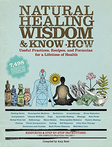 9781579128005: Natural Healing Wisdom & Know How: Useful Practices, Recipes, and Formulas for a Lifetime of Health