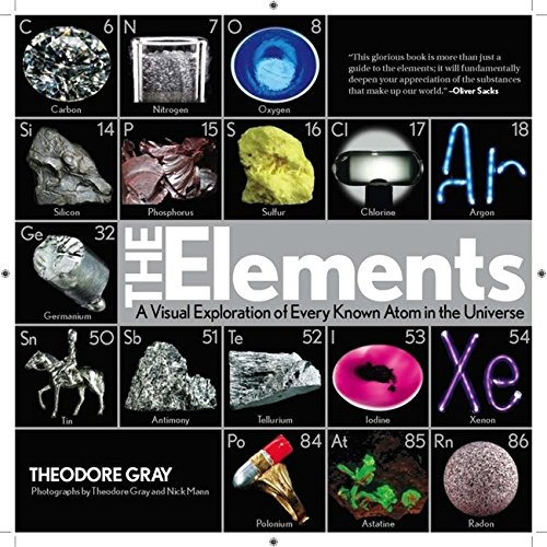 9781579128142: The Elements: A Visual Exploration of Every Known Atom in the Universe