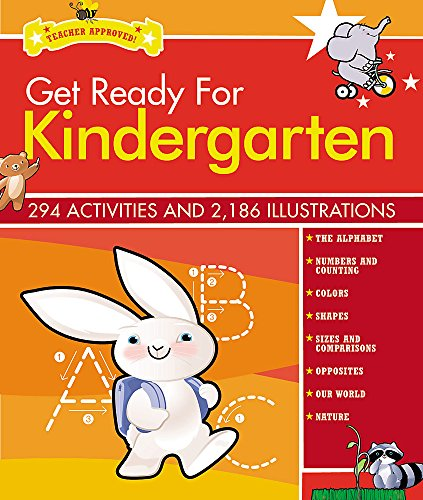 9781579128685: Get Ready For Kindergarten Revised And Updated (Get Ready for School)