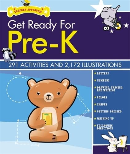 9781579128708: Get Ready for Pre-K Revised and Updated (Get Ready for School)