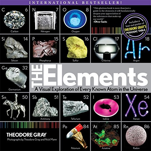 9781579128951: Elements: A Visual Exploration of Every Known Atom in the Universe