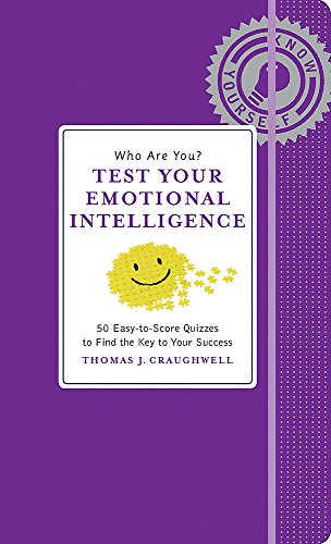 Who Are You? Test Your Emotional Intelligence: Craughwell, Thomas J.