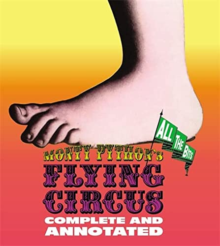 Monty Python's Flying Circus: Complete and Annotated (Hardcover): Luke Dempsey