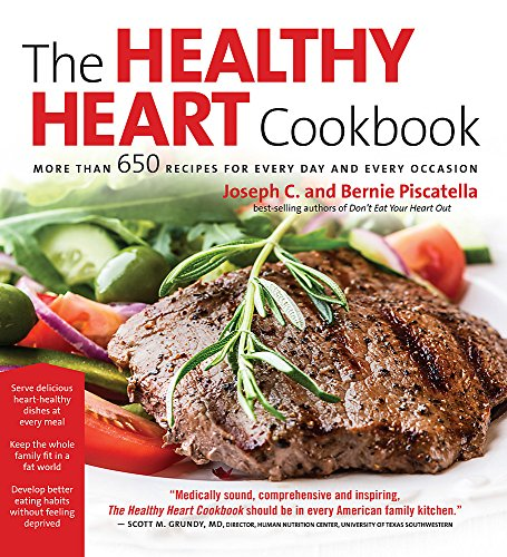 9781579129255: Healthy Heart Cookbook: Over 650 Recipes for Every Day and Every Occassion