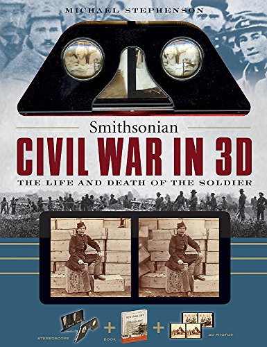 9781579129729: Smithsonian Civil War in 3D
