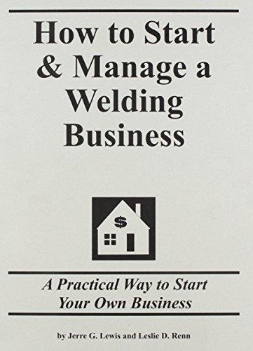 9781579162689: a welding business