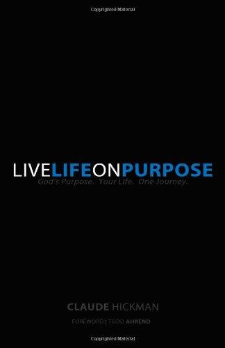 9781579218263: Live Life on Purpose