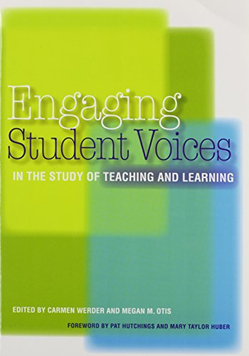 9781579224202: Engaging Student Voices in the Study of Teaching and Learning