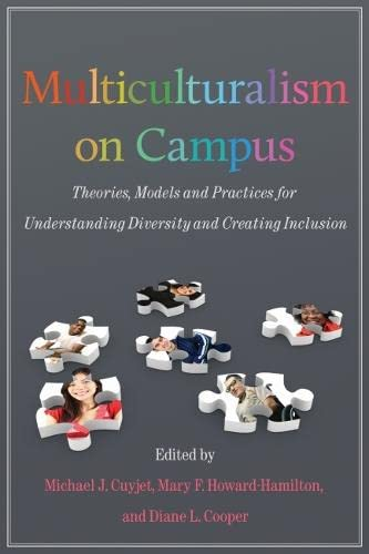 9781579224646: Multiculturalism on Campus: Theory, Models, and Practices for Understanding Diversity and Creating Inclusion