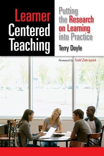 9781579227425: Learner-Centered Teaching: Putting the Research on Learning into Practice