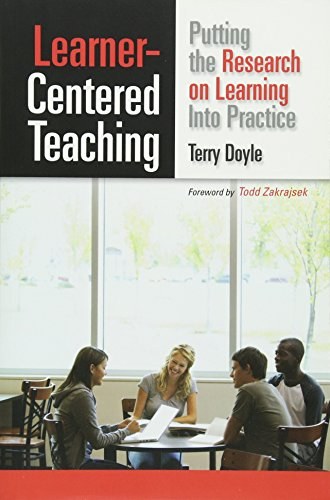 9781579227432: Learner-Centered Teaching: Putting the Research on Learning into Practice