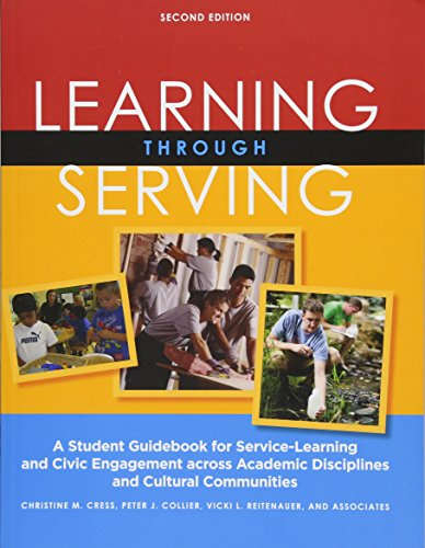 Learning Through Serving: A Student Guidebook for: Reitenauer, Vicki L.,