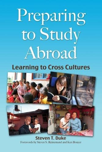9781579229931: Preparing to Study Abroad: Learning to Cross Cultures