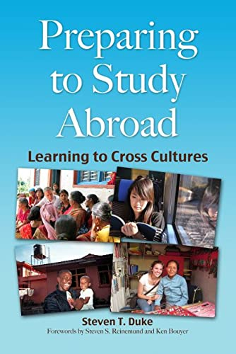 9781579229948: Preparing for Study Abroad: Learning to Cross Cultures