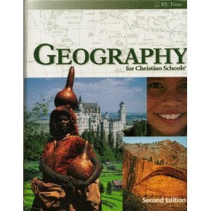 9781579240592: Geography for Christian Schools