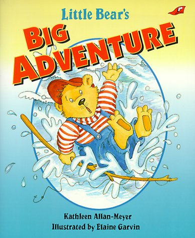9781579240608: Little Bear's Big Adventure
