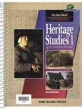 Heritage Studies 1 for Christian Schools: Dorothy Buckley