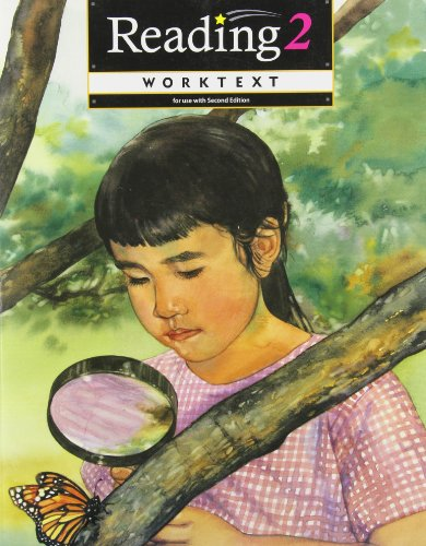 Reading 2 Worktext for Christian Schools: A: BJU Press