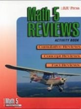 Math 5: Review Activity Book