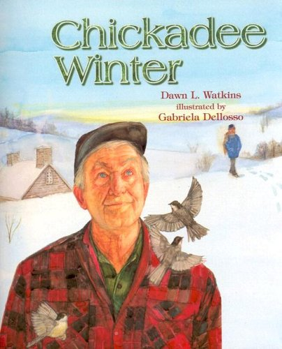 Chickadee Winter (1579242731) by Dawn L. Watkins