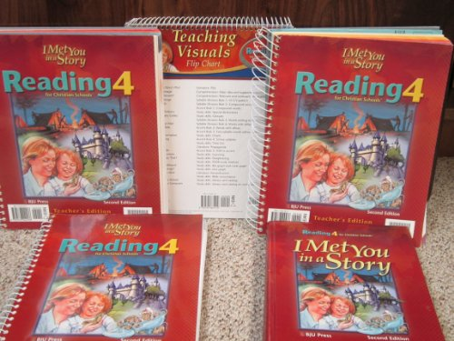 9781579243487: I Met You In A Story: Reading 4 for Christian Schools