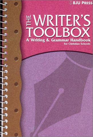 9781579243913: Writer's Toolbox: A Writing & Grammar Handbook for Christian Schools