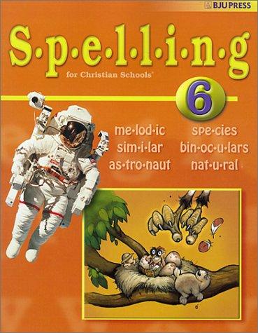 9781579244101: Spelling 6