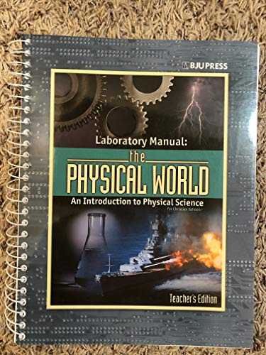 The Physical World: An Introduction to Physical: N, A