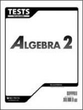 9781579244361: Algebra 2 Tests Grd 11 2nd Edition