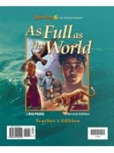 As Full as the World: Reading 6: Leigh Ann Bockle,