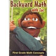 9781579247980: Backyard Math with Zac