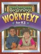 9781579248451: Worktext for K5: For Christian Schools