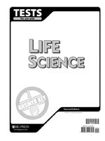 Tests for Use with Life Science for Christian Schools (Answer Key): Bob Jones University Press