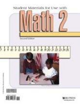 9781579248628: Math 2 Student Materials Packet