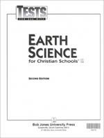 9781579248710: Earth Science Tests (tests only; for 1 student) (Christian Schools)