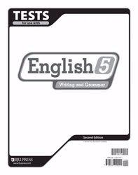 9781579249441: English 5 Tests 2nd Edition