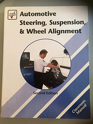 Automotive, Steering, Suspension, and Wheel Alignment: Chek-Chart