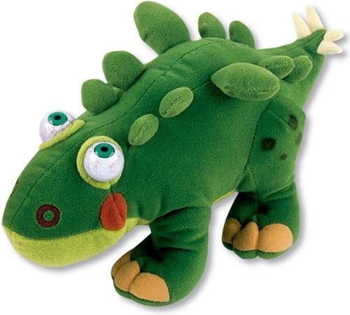 9781579390839: Sampson the Stegosaurus: Eyeball Animation Plush Toy
