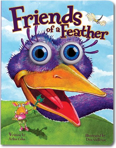 9781579390976: Friends of a Feather (Eyeball Animation): Board Book Edition
